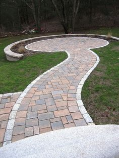 Before and After — Natural Path Landscaping