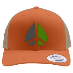 Greenpeace Funny Geek Nerd Embroidered Retro Embroidered Trucker Hat
