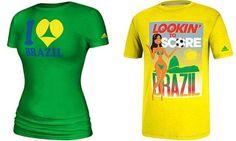 Mundial Brasil 2014: retiran de ventas polos que incitarían al turismo sexual.
