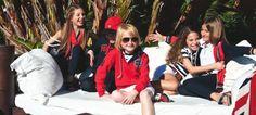Para celebrar o Dia da Criança, a Lion Of Porches sugere Lion Kids, uma linha distinta e original, dos 5 aos 14 anos, que alia a elegância do estilo britânico a peças descontraídas e confortáveis que se adequam a qualquer momento da vida colorida de uma criança.