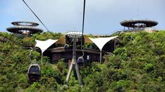 Panorama Langkawi Cable Car, Malaysia - UIG via Getty Images/Getty Images