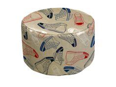 Πουφ Poofomania Στρογγυλό#bean bag#indoor#pouf#poof#