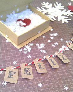 christmas box by Holamama