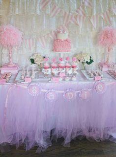 Pretty In Pink Baby Shower