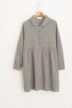 Olive - Peter Pan Collar Button Down Dress, Black, £59.00 (http://www.oliveclothing.com/p-oliveunique-20150827-011-black-peter-pan-collar-button-down-dress-black)