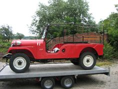 1967 CJ-6 Jeep - Photo submitted by Christoph Buescher.