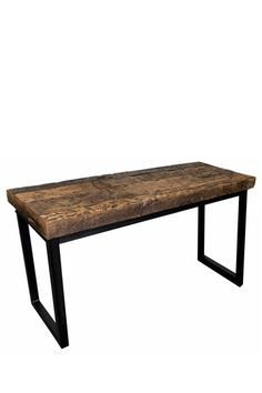 Railroad Sofa Table - Natural by Furniture Deals For Every Style on @HauteLook