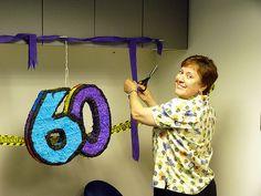 Ideas para fiestas de cumpleaños número 60