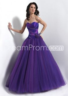 Cheap Brilliant A-Line Sweetheart Floor-Length Empire Waistline Dresses