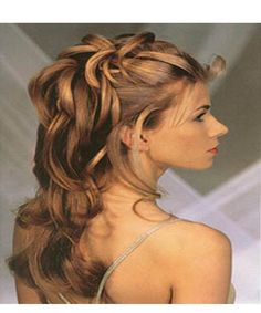 New Party Hairstyle