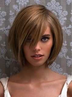 LOOVEE this bob!! Great for chin length hair