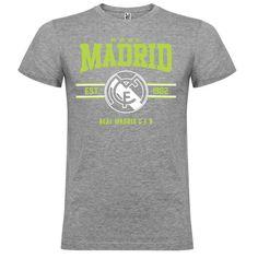 Camiseta con Original Estampado Madrid Fans de SportShirtFactory en Etsy