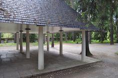 Gunnar Asplund & Sigurd Lewerentz - Woodland Cemetery