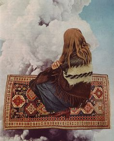 magick carpet by Beth Hoeckel