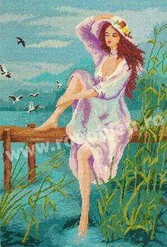 Cod produs Amintiri Culori: 29 Dimensiune: 19 x Pret: lei Victorian Ladies, Betty Boop, Hats For Women, Needlework, Disney Characters, Fictional Characters, Cross Stitch, Disney Princess, Drawings