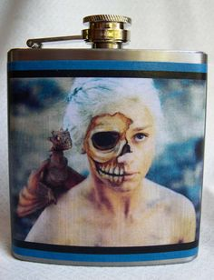 Game of Thrones Art Flask