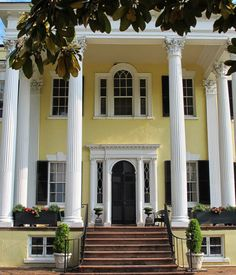 7.1.14: Big Old Houses: A Virginia Plantation | New York Social Diary