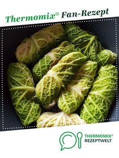 Wirsingrouladen von Vickysthermomix. Ein Thermomix ® Rezept aus der Kategorie Hauptgerichte mit Fleisch auf www.rezeptwelt.de, der Thermomix ® Community.