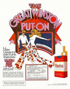 c86:The Great Winston Put On, 1972via MewDeep