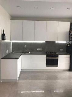 Luxury Kitchen Design, Kitchen Room Design, Kitchen Cabinet Design, Luxury Kitchens, Home Decor Kitchen, Interior Design Kitchen, Kitchen Designs, Kitchen Ideas, Diy Kitchens