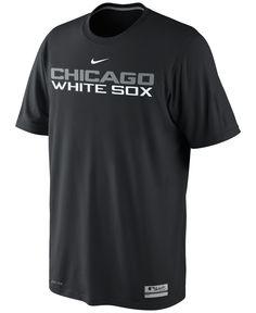 Nike Men's Short-Sleeve Dri-fit Chicago White Sox T-Shirt