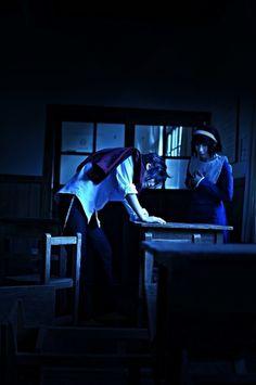 Corpse Party  - Yuka and Kizami