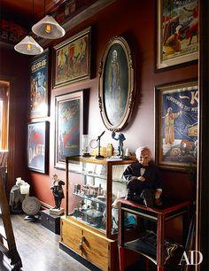 Neil Patrick Harris and David Burtka Invite AD Inside Their New York City Home Photos | Architectural Digest