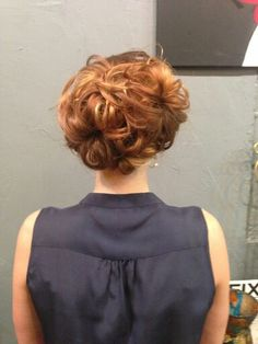 Bridal updo by yours truly #chandrastyles #2dye4houston