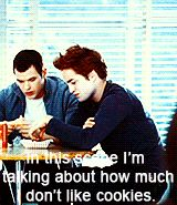 Never watched Twilight, never will; but these comments from Robert Pattinson about the movies have totally redeemed him.