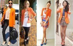 Laranja | Orange | http://cademeuchapeu.com