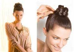 model rambut kepang bando