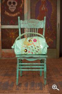 Consuela - Turquoise Leather Contessa Bag