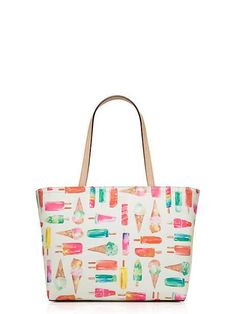 flavor of the month ice cream francis - Kate Spade New York When I saw this I couldn't say no, this little beauty is going out with me tomorrow. Great for spring and summer! Will be posting a few outfits on the blog in the next week or so.