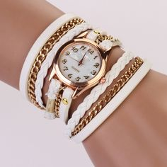 62d25def8d4 Womens Wrist Watch Girls Vintage Bracelet Dial Rhinestone Fashion Lady  Watches