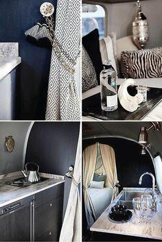 Home-Styling | Ana Antunes: Férias Sobre Rodas E Estilo * Vacation Homes on Wheels and Style