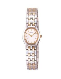 Seiko Ladies' Watch SUJ677P1 Seiko. $149.95. Water Resistant. Japanese Quartz Movement