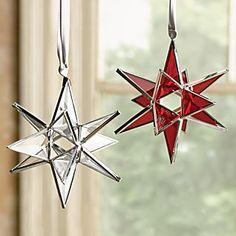 beautiful Moravian stars