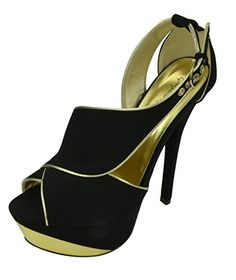865e7da2695f Heeled Sandals GIOVANI DONNE Womens Shoe Ankle Shoe Strap High Heel  Optional Color Pumps Locate the offer simply by clicking the image