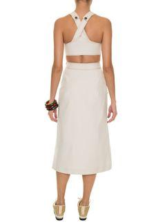 Vestido Midi Cotton Amelia Talie NK