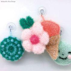 39 Besten Spülschwämme Bilder Auf Pinterest Crochet Patterns Diy