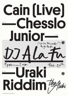 AAAAAAOO — yalegraphicdesign:  João Doria (MFA 2014)