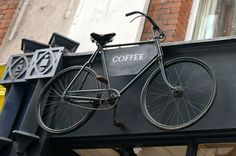 Travel with Intent Coffee Shop, Traveling By Yourself, London, Interior Design, Street, Places, Shopping, Image, Decor
