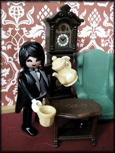 """""""Ich bin nur ein Teufel von einem Butler"""""""