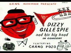Dizzy Gillespie - Manteca (1947)  Today's Classic Jazz Corner... Dizzy!