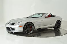 2008 Mercedes-Benz SLR McLaren Roadster, Fort Lauderdale FL US - JamesEdition