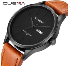 Modest Mens Watch Relogio Masculino Geneva Fashion Men Date Alloy Case Synthetic Leather Watch Quartz Sport Wristwatches Reloj Hombre Watches