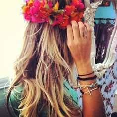 If your going to San Francisco, remember to wear flowers in your hair...   A Joyful Soul