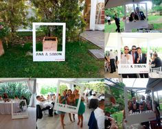 polaroid gigante para bodas divertidas