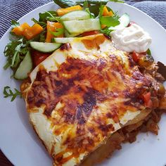 Syn Free Lasagne | Slimming World - Pinch Of Nom Slimming World Lasagne, Slimming World Dinners, Slimming World Recipes Syn Free, Slimming World Syns, Slimming Eats, Slimming Word, Healthy Dinner Recipes, Diet Recipes, Recipies