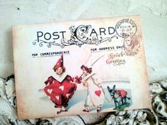 Hey, I found this really awesome Etsy listing at https://www.etsy.com/listing/120678250/valentine-cards-vintage-victorian